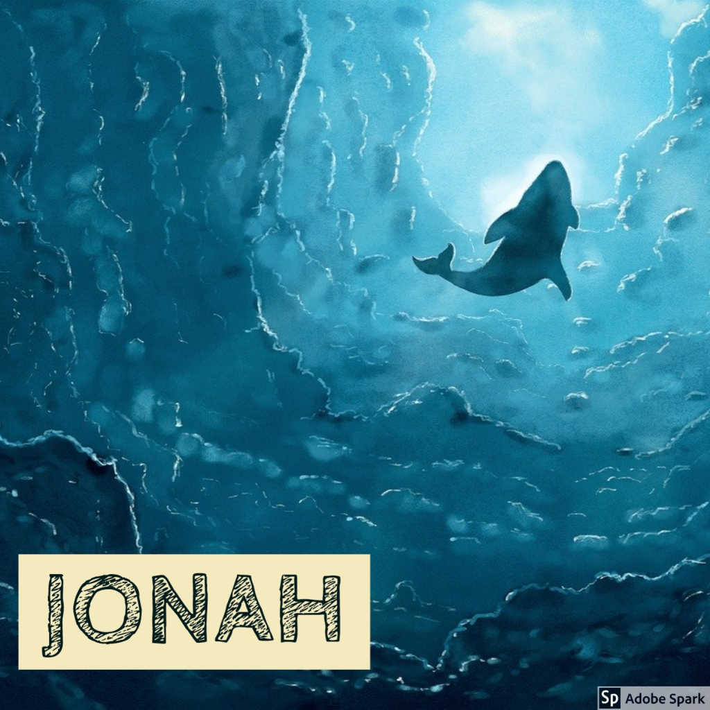 Jonah finds himself stuck on the beach battling his feelings.